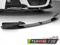 SPOILER FRONT PERFORMANCE STYLE GLOSSY BLACK fits BMW F30/F3 SPBM31