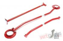 TA-Technix steel strutbar kit VW Golf II/Jetta II/ - SDSKITG2