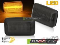 SIDE DIRECTION BLACK LED SEQ fits VW GOLF I GOLF II CORRADO  KBVW27