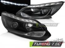 FORD FOCUS MK3 11- 10.14 LED BLACK LPFO92