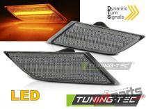 SIDE DIRECTION WHITE LED SEQ fits VW T6 20- KBVW28