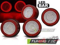 LED TAILIGHTS RED WHITE fits FERRARI F355 / F360  - LDFR01