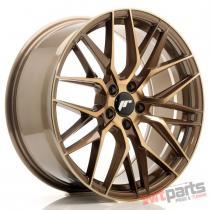 JR Wheels JR28 19x8,  5 ET35 5x120 Platinum Bronze JR2819855I3572BZP