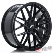 JR Wheels JR28 19x8,  5 ET40 5x108 Glossy Black JR2819855M4065GB