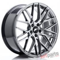 JR Wheels JR28 19x8,  5 ET40 5x108 Hyper Black JR2819855M4065HB