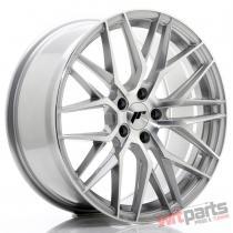 JR Wheels JR28 19x8,  5 ET40 5x114,  3 Silver Machined Face JR2819855H4067SM