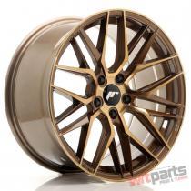 JR Wheels JR28 19x9,  5 ET35 5x120 Platinum Bronze JR2819955I3572BZP