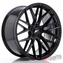JR Wheels JR28 20x10 ET40 5x112 Gloss Black JR2820105L4066GB