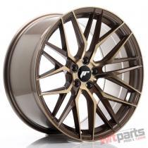 JR Wheels JR28 20x10 ET40 5x112 Platinum Bronze JR2820105L4066BZP