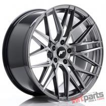 JR Wheels JR28 20x10 ET40 5x120 Hyper Black JR2820105I4072HB