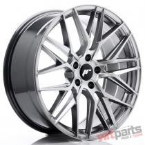 JR Wheels JR28 20x8,  5 ET40 5x108 Hyper Black JR2820855M4065HB