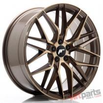JR Wheels JR28 20x8,  5 ET40 5x112 Platinum Bronze JR2820855L4066BZP
