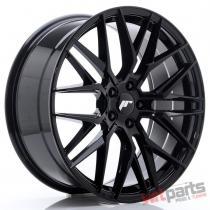 JR Wheels JR28 20x8,  5 ET40 5x114,  3 Glossy Black JR2820855H4067GB