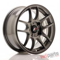 JR Wheels JR29 15x7 ET20-42 4H BLANK Hyper Gray JR2915704X2067HG