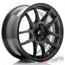 JR Wheels JR29 15x7 ET35 4x100/108 Hyper Gray JR29157143567HG