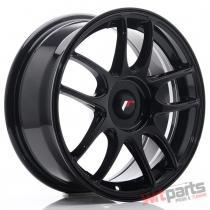 JR Wheels JR29 16x7 ET20-42 BLANK Glossy Black JR291670XX2067GB