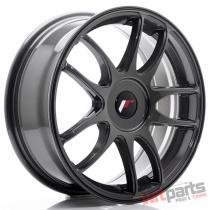 JR Wheels JR29 17x7 ET20-48 BLANK Hyper Gray JR291770XX2072HG