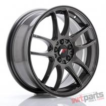 JR Wheels JR29 17x7 ET40 5x100/114 Hyper Gray JR29177054067HG
