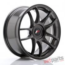 JR Wheels JR29 17x8 ET20-38 BLANK Hyper Gray JR291780XX2072HG