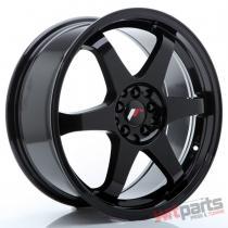 JR Wheels JR3 18x8 ET35 5x100/120 Glossy Black - JR31880M23574GB