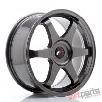 JR Wheels JR3 18x8 ET35-45 BLANK Hyper Gray - JR31880XX3574HG