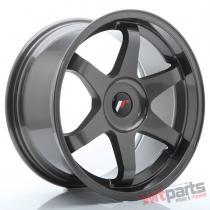 JR Wheels JR3 18x9 ET20-40 BLANK Hyper Gray - JR31890XX2074HG