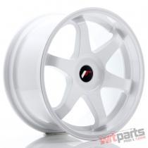 JR Wheels JR3 18x9 ET20-40 BLANK White - JR31890XX2074W
