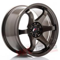 JR Wheels JR3 19x8,  5 ET42 5x112 Bronze - JR319855L4266BZ