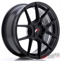 JR Wheels JR30 17x7 ET20-40 5H BLANK Matt Black - JR3017705X2074BF