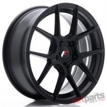 JR Wheels JR30 17x7 ET40 5x112 Matt Black - JR3017705L4066BF