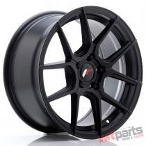 JR Wheels JR30 17x8 ET40 5x112 Matt Black - JR3017805L4066BF