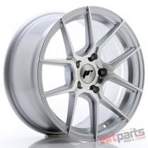 JR Wheels JR30 17x8 ET40 5x112 Silver Machined Face - JR3017805L4066SM