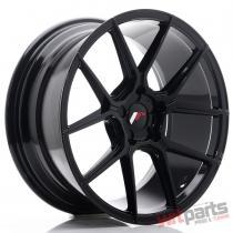 JR Wheels JR30 18x8,  5 ET40 5H BLANK Glossy Black - JR3018855X4074GB