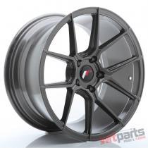 JR Wheels JR30 18x9,  5 ET35 5x120 Hyper Gray - JR3018955I3572HG