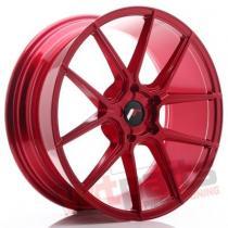 JR Wheels JR30 19x11 ET15-40 5H BLANK Platinum Red - JR3019115X1574RP2
