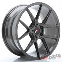 JR Wheels JR30 19x8,  5 ET40 5x112 Hyper Gray - JR3019855L4066HG