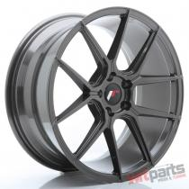 JR Wheels JR30 19x8,  5 ET40 5x114,  3 Hyper Gray - JR3019855H4067HG