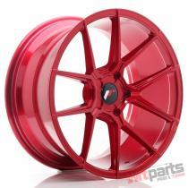 JR Wheels JR30 19x9,  5 ET20-40 5H BLANK Platinum Red - JR3019955X2074RP2