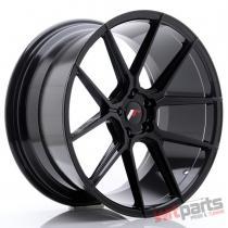 JR Wheels JR30 20x10 ET40 5x112 Glossy Black - JR3020105L4066GB