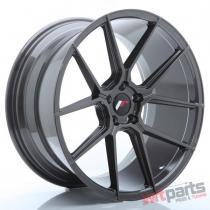 JR Wheels JR30 20x10 ET40 5x120 Hyper Gray - JR3020105I4072HG