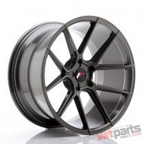 JR Wheels JR30 20x11 ET20-30 5H BLANK Hyper Gray - JR3020115X2074HG