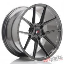 JR Wheels JR30 20x11 ET30-50 5H BLANK Hyper Gray - JR302011F25X3074HG