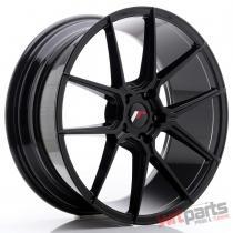 JR Wheels JR30 20x8,  5 ET40 5x112 Glossy Black JR3020855L4066GB