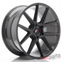 JR Wheels JR30 21x10,  5 ET15-45 5H BLANK Hyper Gray JR3021055X1574HG