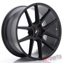 JR Wheels JR30 21x10,  5 ET15-45 5H BLANK Matt Black JR3021055X1574BF