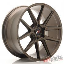 JR Wheels JR30 21x10,  5 ET15-45 5H BLANK Matt Bronze JR3021055X1574MBZ