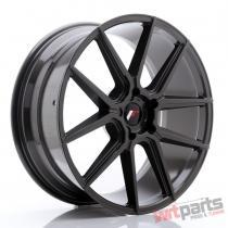 JR Wheels JR30 21x9 ET20-40 5H BLANK Hyper Gray - JR3021905X2074HG