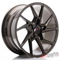 JR Wheels JR33 19x8,  5 ET20-48 5H BLANK Bronze JR3319855X2074BZ