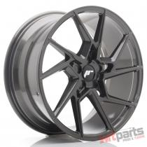 JR Wheels JR33 19x8,  5 ET35-48 5H BLANK Hyper Gray JR3319855X3574HG
