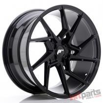 JR Wheels JR33 19x9,  5 ET20-45 5H BLANK Gloss Black JR3319955X2074GB